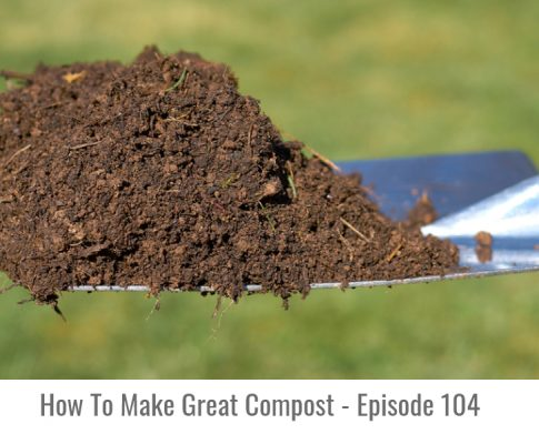 how ot make great compost